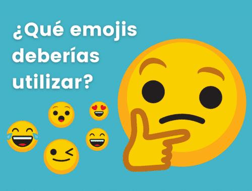 ¿Qué emojis deberías utilizar para aumentar tu alcance?